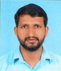 Mr. Sujithran. P. M.A. M.Ed.