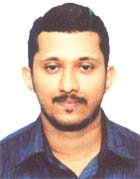 Mr. Blesson Varghese M.A. M.Ed. NET
